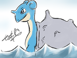 Lapras by TimothyNTC