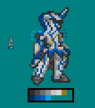 Frost in MMZX Style by Haiova