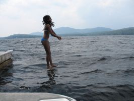 walking on water by akatibby