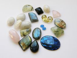 Gemstones by mea00