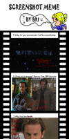 Supernatural Screenshot Meme by Gabriel-loki