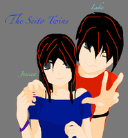 The Seito Twins by nimeare