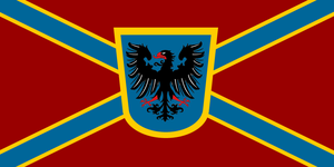 AlternateFlag - BurgundyFlag by Akkismat