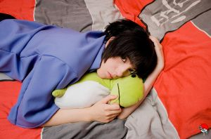 Uchiha Sasuke - I can't sleep by Dark-Uke