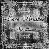 Lace Brushes by Missnix