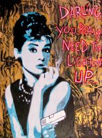 HepBURN You Down by bobbyzeik