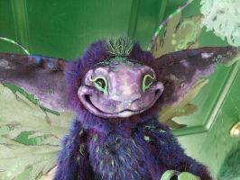 Farra the fairy art doll close up! by twyliteskyz