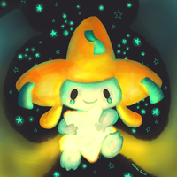 Pokemon Advent Challenge Day 9-Jirachi