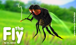 the Fly_2 by PositiveDope