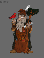 Radagast the Brown by Mara999