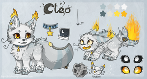 Cleo Reference by Bluefirewings