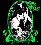 VooDoo Baby Poison T Shirt by Acid-PopTart