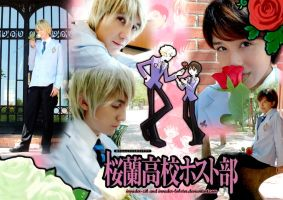 Ouran High School Host Club 01 by invader-zik