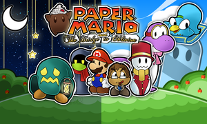 Paper Mario:Bridge to Oblivion by LK92