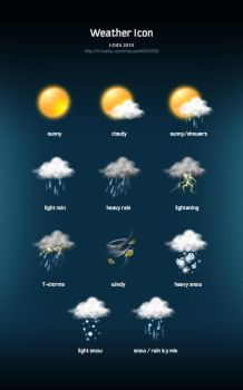 Weather Icon by aipotuDENG