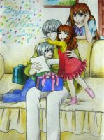 Vampire Knight: Happy Father's day! by 28maeko