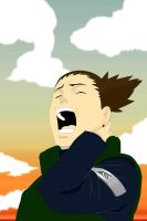 Shikamaru_I don't want to work by MimiSempai