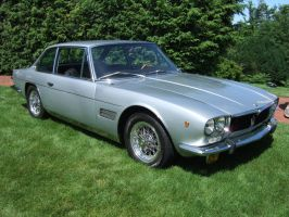 1968 Maserati Mexico Coupe by Vignale by Aya-Wavedancer
