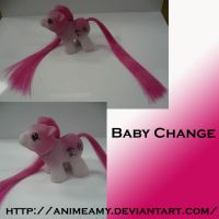 Baby Kanji Pony Change by AnimeAmy