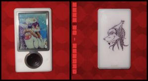 Renard on a Zune by TheGoldenCrowbar