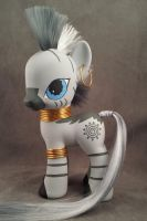 MLP:FiM - custom G4zilla Zecora - version 2 by hannaliten
