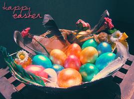 Happy Easter ~ by CLoh-Style