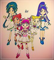 Yes! Precure 5 by Charisma-Moon