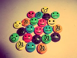 Smileys by littlemusicfreak