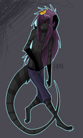 This is the ::End:: by Jaole