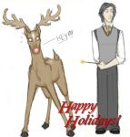 HP Rudolph by AllisonSmith