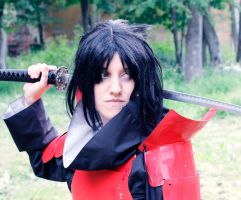 Cosplay Uchiha Madara 347 by NakagoinKuto