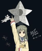 Fuko's Death Starfish by masazawa