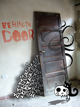 Behind the door by Duende14