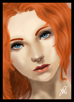 Ginger 2 by HTivey