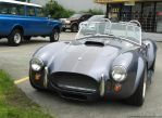 Shelby Cobra by S-Amadeaus