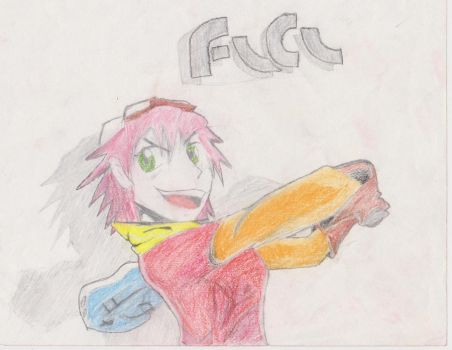 FLCL by valiente77