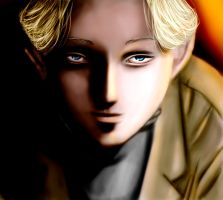 Johan Liebert by Illiria-shiz