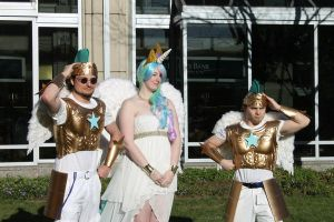 Princess and Her Guards 3 by Hello-Kt-Cosplay