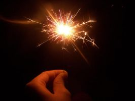 Sparklers- 4 by EBSpurlin