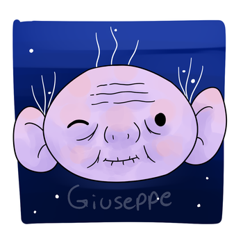 Giuseppe by LexisSketches