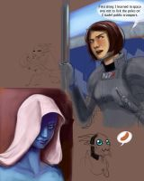 Mass Effect Doodle Tiems pt. 3 by Navedium