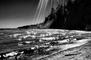 Scarborough Bluffs by Tony-Ru