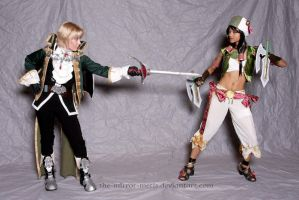 Soul Calibur team by the-mirror-melts
