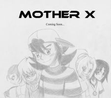 Mother X by Wolfdude11