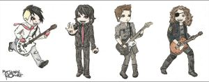 My Chem by agaters