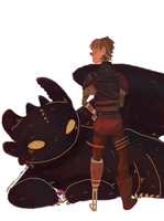 HTTYD 2 by Jimmy-ilustra