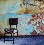 Waiting room by rougealizarine