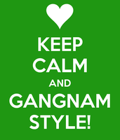 Gangnam Style! by chemicalkid101