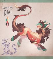 DTA Aetherling - [closed] by kuritures