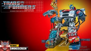 Smokescreen Upgrade Collab by GeneralSoundwave